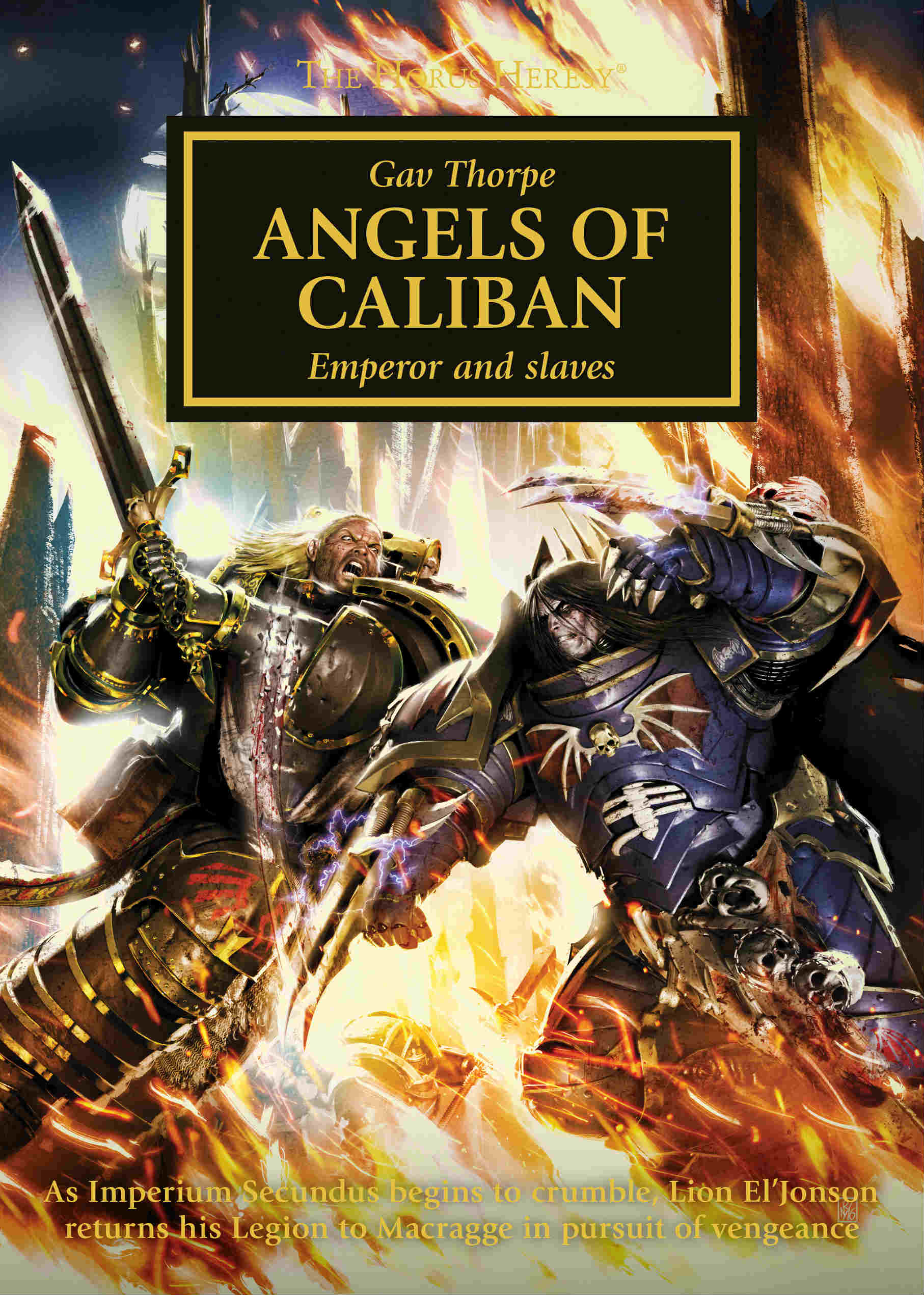 Angels of Caliban – The Story So Far (Spoilers!)