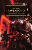 Cover of Ravenlord by Gav Thorpe (Black Library)