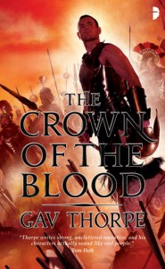 Cover of The Crown of the Blood by Gav Thorpe