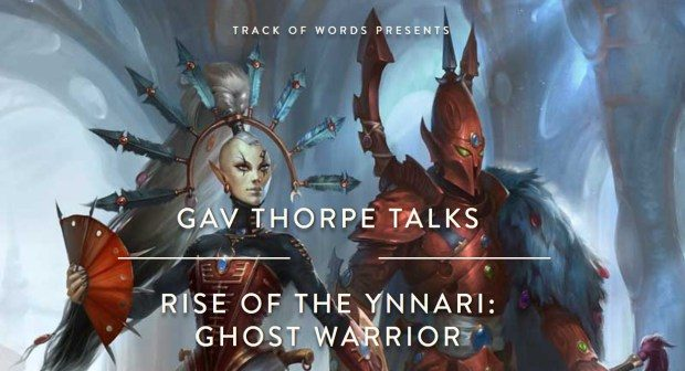 Track of Words Rapid Fire Interview -Ghost Warrior